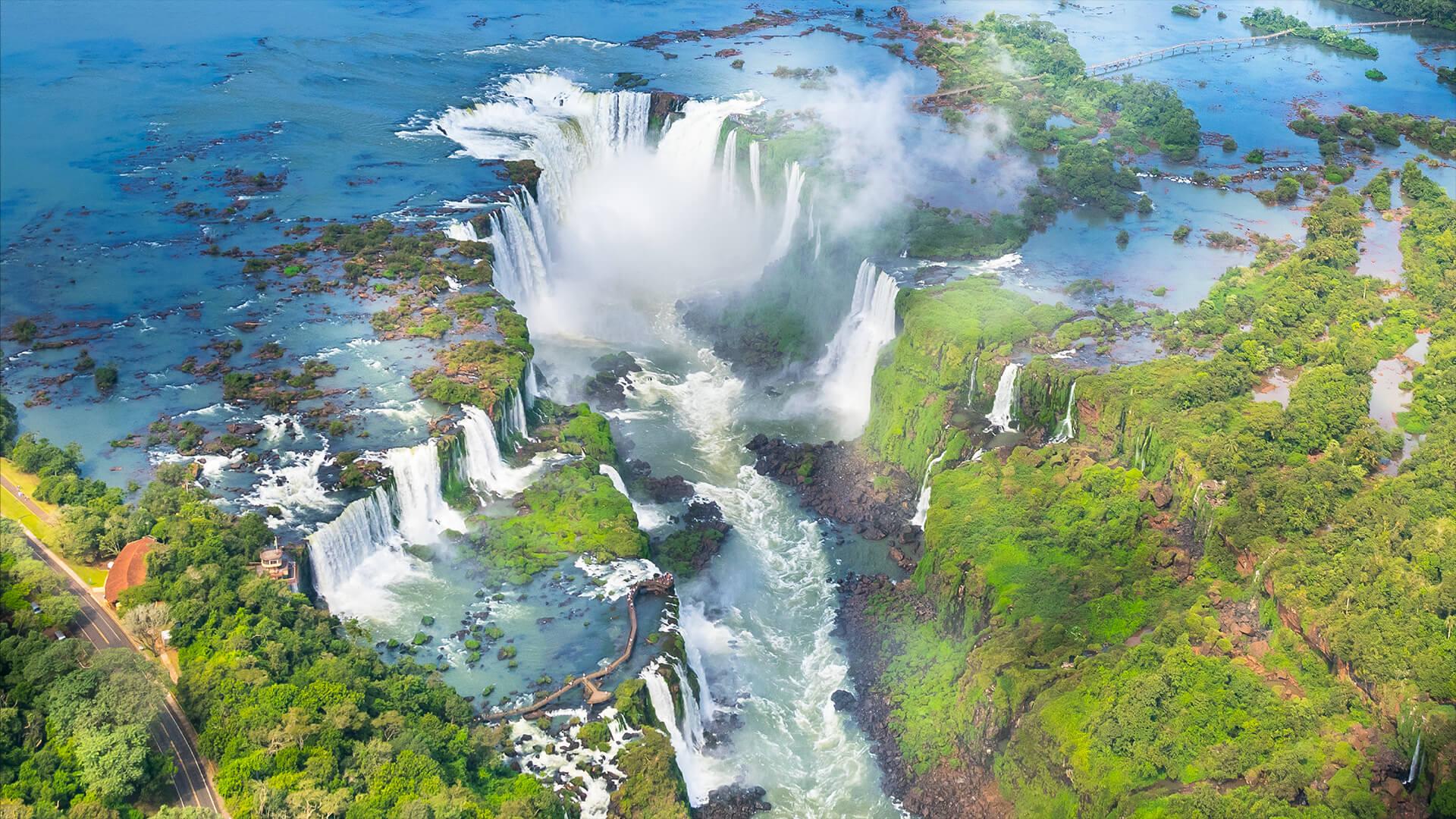 Cataratas, Iguaçu
