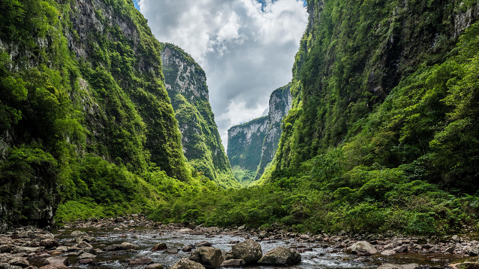 Canyon, Aparados da Serra