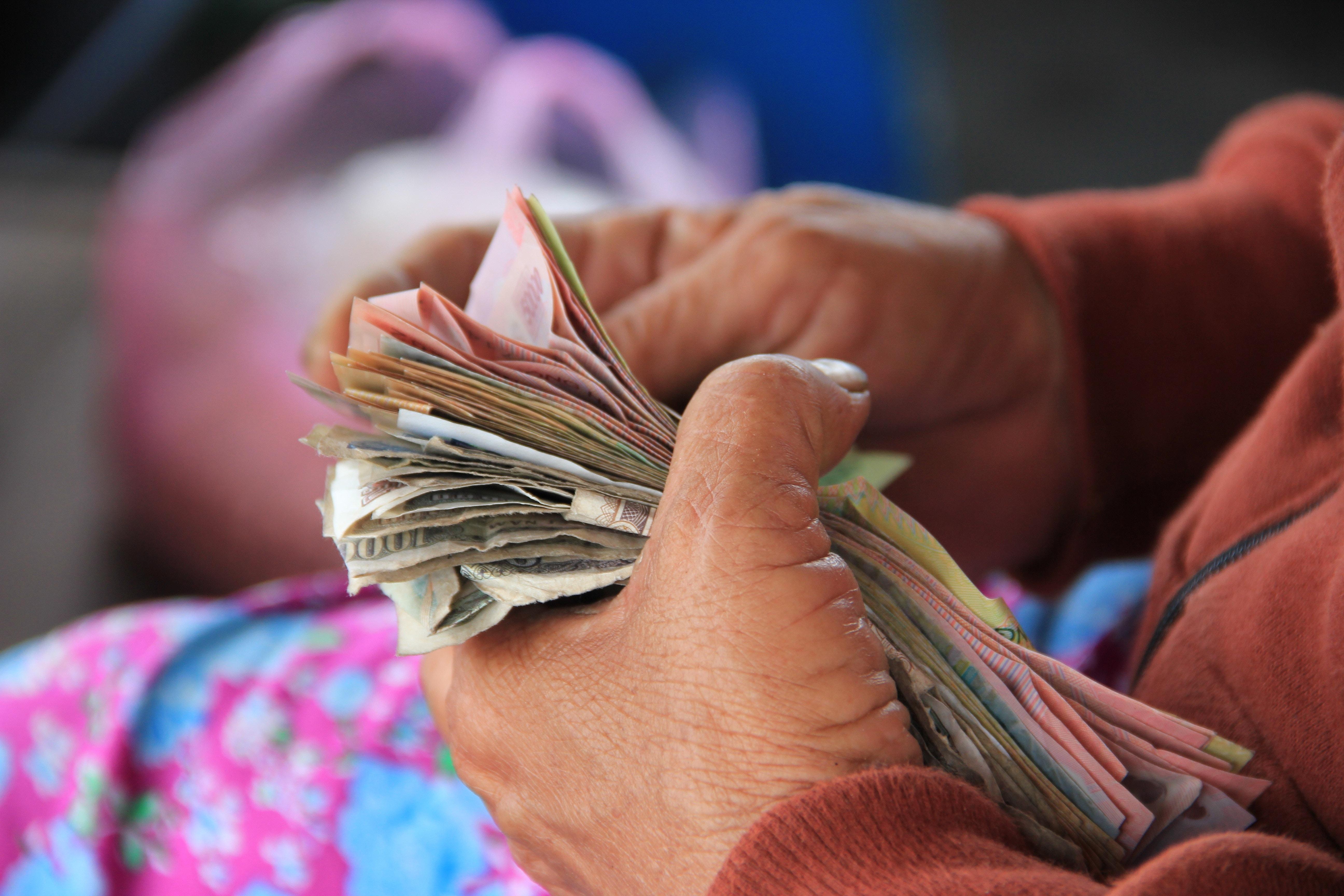 Vivo por Dinheiro